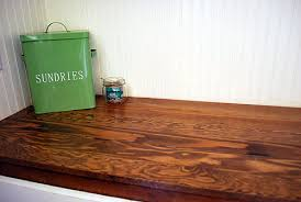 make your own wood countertops the happy housewife home for diy wood kitchen countertops