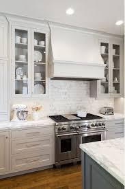 kitchen cabinet decision glass or