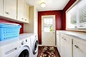laundry room door doors double ideas makeover laundry room doors