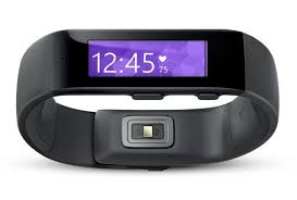 Microsoft Fitness Tracker Microsoft Band Is A 199 Fitness Tracker Works With Windows