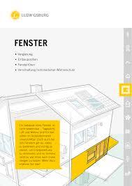 Broschüre Fenster Wissenszentrum Energie