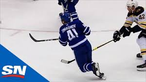 Dmytro Timashov Fires Through A Screen For First Career Goal - YouTube