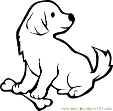 Small Picture Dog Puppy Coloring Page 23 Coloring Page Free Dog Coloring Pages