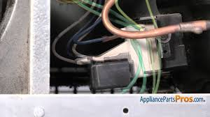 refrigerator relay overload part wp12555902 how to replace refrigerator relay overload part wp12555902 how to replace