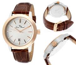 lucien piccard watches 49 for tosa men s watch brown rose gold tone lp 11572 02s rb 495 list price