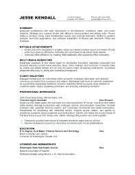 Examples Of A Good Objective For A Resume Smart Objectives Resume