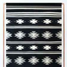 black and white flat weave rug black and white flat weave rug black and white flat
