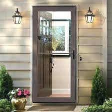 screen doors with glass wooden storm and inserts panels door insert