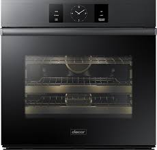 dacor modernist 30 electric single wall oven graphite stainless steel dob30m977sm