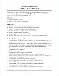 amazing resume job description examples images simple resume