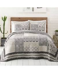 SPECTACULAR Deal on Jessica Simpson Ebony and Ivory King Quilt in ... & Jessica Simpson Ebony and Ivory King Quilt in Black/White Adamdwight.com