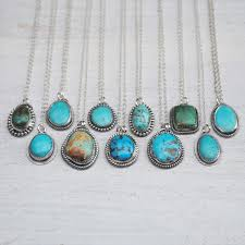 turquoise necklace silver turquoise necklace turquoise jewelry sterling silver turquoise necklace turquoise
