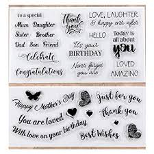 Words For Congratulations Amazon Com Kwan Crafts 2 Sheets Different Style Words Happy