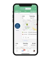 Vehicle Log Book App Veryfi Logbook App Automatic Mileage Tracking Log Manager For Iphone