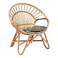 round basket chair