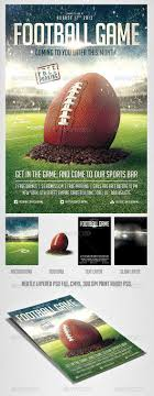 best images about flyers psd flyer templates football game flyer template