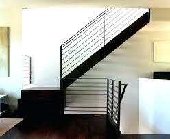 stair railings design stair railing kit interior interior glass stair railing kits modern metal railings ideas