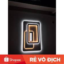 Đèn Ốp Trần Đèn Phòng khách️ Đèn LED Ốp Trần Hình Chữ Nhật ST LCN830 Có  điều khiển chiết ápBảo Hành 12 Tháng giá cạnh tranh