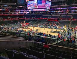 Staples Center Premier Seating Chart Staples Center Premier 3 Seat Views Seatgeek