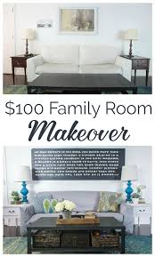 Diy Living Room Makeover Interesting Decorating Ideas