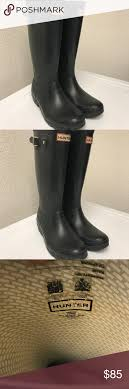 hunter boots size 6 hunter boots size 6 female usa euro 7 hunter shoes euro and rain boot