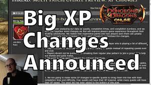 Ddo Tr Xp Chart Big Xp Changes Announced