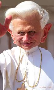 Pope Benedict XVI by RodneyPike - pope_benedict_xvi_by_rwpike-d4qisgj