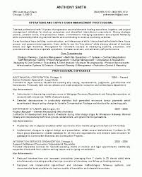 Change Management Resume Examples in Change Management Resume