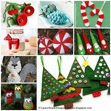 Christmas Decoration Design 100 Wonderful DIY Felt Ornaments For Christmas 99