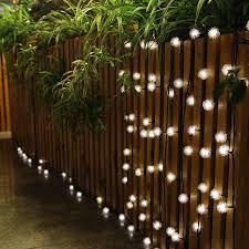 Decoration  Lighting Ideas Outdoor Lighting Ideas Landscape Solar Backyard Lighting