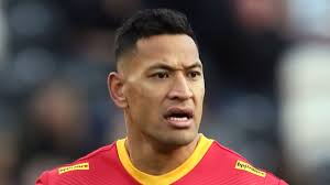 Israel Folau omitted from the Catalans Dragons' squad for the Super League  season   Rugby League News - SportsBeezer