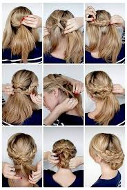 cool party hairstyles with tutorials