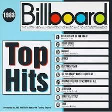 Billboard Top Hits 1983 Wikipedia