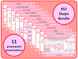ks2 shape bundle