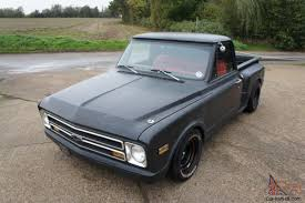 1968 Chevy C10 Pick Up Truck 454, 700R4 4 Speed Auto, Lowered ...