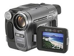 sony video camera price. pre-owned: lowest price sony video camera