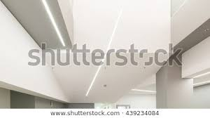 contemporary recessed lighting. Office Ceiling With Modern Recessed Lighting Contemporary L