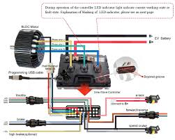 bldc motor hpm 5000b nominal power 5 8 6kw brushless bldc example of wiring harness diagram