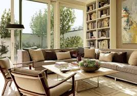 beautiful country living rooms. Ideas For Country Living Room In Blues And Browns Ashley Home Decor Beautiful Rooms