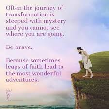 Leap Of Faith Quotes Extraordinary Leaps Of Faith The Daily Quotes 48 QuotesNew