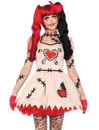 cute voodoo doll costume