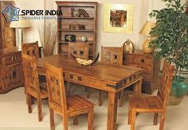 interior wooden dining table setsheesham wood dining table set exporter sheesham wood dining tables house