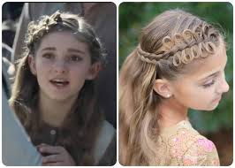 cute girls hairstyles. cute girls hairstyles bow brads