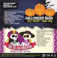 halloween bash imas international museum of art science