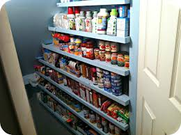 Kitchen Pantry Door Organizer How To Build A Garage Pantry Cabinet Best Home Furniture Decoration