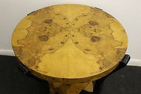 art deco style furniture occasional round coffee side table black legs c10 2 art deco style furniture occasional coffee