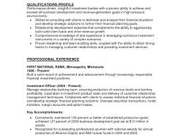 Resume Services Resume Impressive Investment Banking Example Analyst Sample 94
