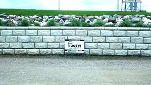 cinder block retaining wall cost cinder block wall ideas see more image cost of concrete