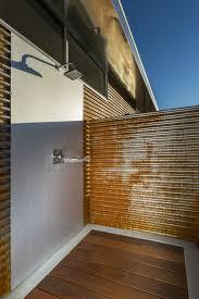 outdoor shower. Modern Outdoor Shower