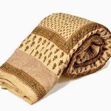 Buy Jaipuri Block Print Cotton Double Bed Quilt Online | Best ... & Buy Jaipuri Block Print Cotton Double Bed Quilt online Adamdwight.com